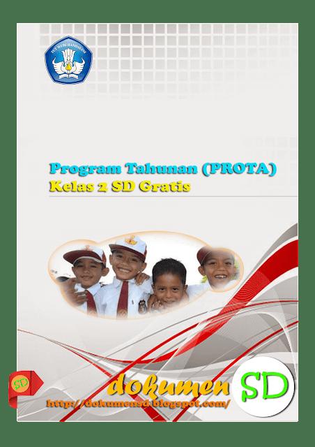 Unduh Program Tahunan (PROTA) Kelas 2