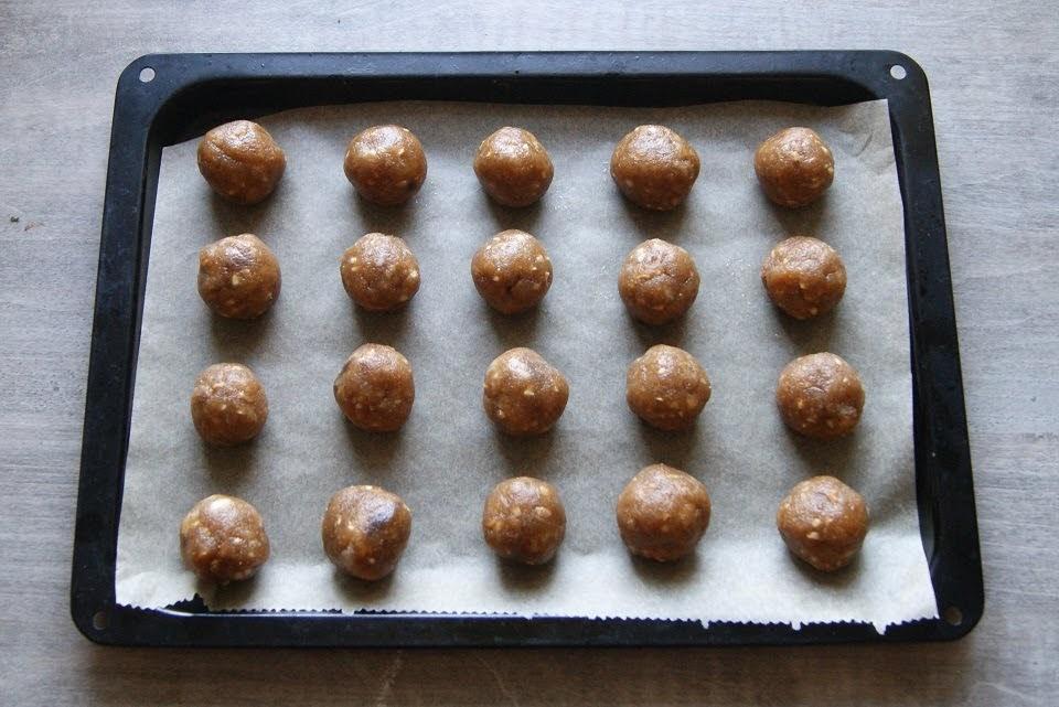 Ciasteczka z masla orzechowego - proste i pyszne!