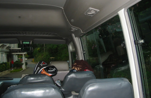 Jamaika - Shuttle zum Golfplatz
