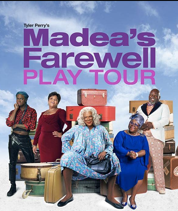 Madeas Farewell Play 2020 (Movie)