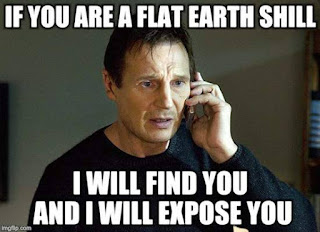 Who Brought Back the Flat Earth? 11988603_994731260577937_6156814959648259069_n