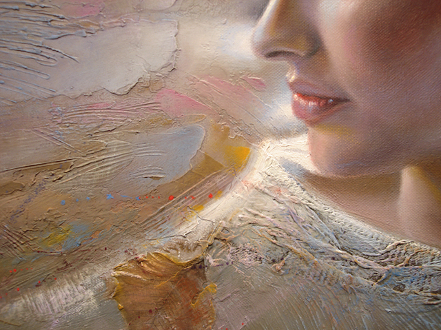 Pedro Sanz Gonzalez | Spanish Figurative Realist painter