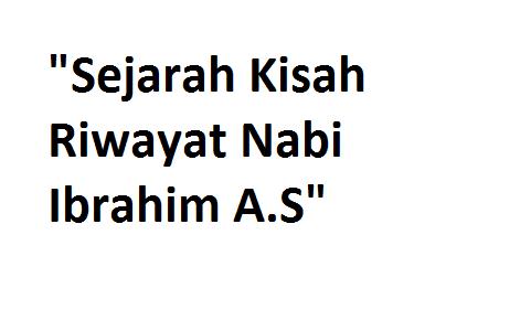 Permalink to Nabi Ibrahim Menghancurkan Berhala-berhala Raja Namrud