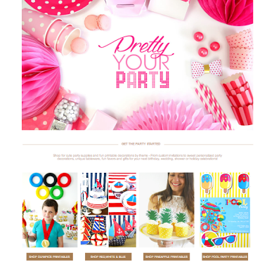Giveaway | $50 Party Supplies & Printables