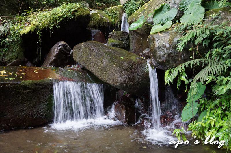 新竹五峰景點-白蘭溪