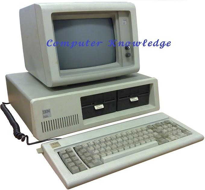 Computer Basic in Hindi Notes - कम्प्यूटर बेसिक ज्ञान