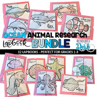 https://www.teacherspayteachers.com/Product/Ocean-Animal-Research-Projects-Twelve-Ocean-Animal-Research-Lapbooks-3124964