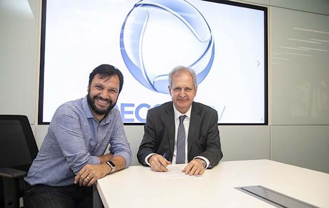 Augusto Nunes, novo comentarista político da Record TV