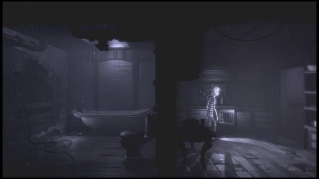 Análisis de DARQ Complete Edition en PS4 - Escenario