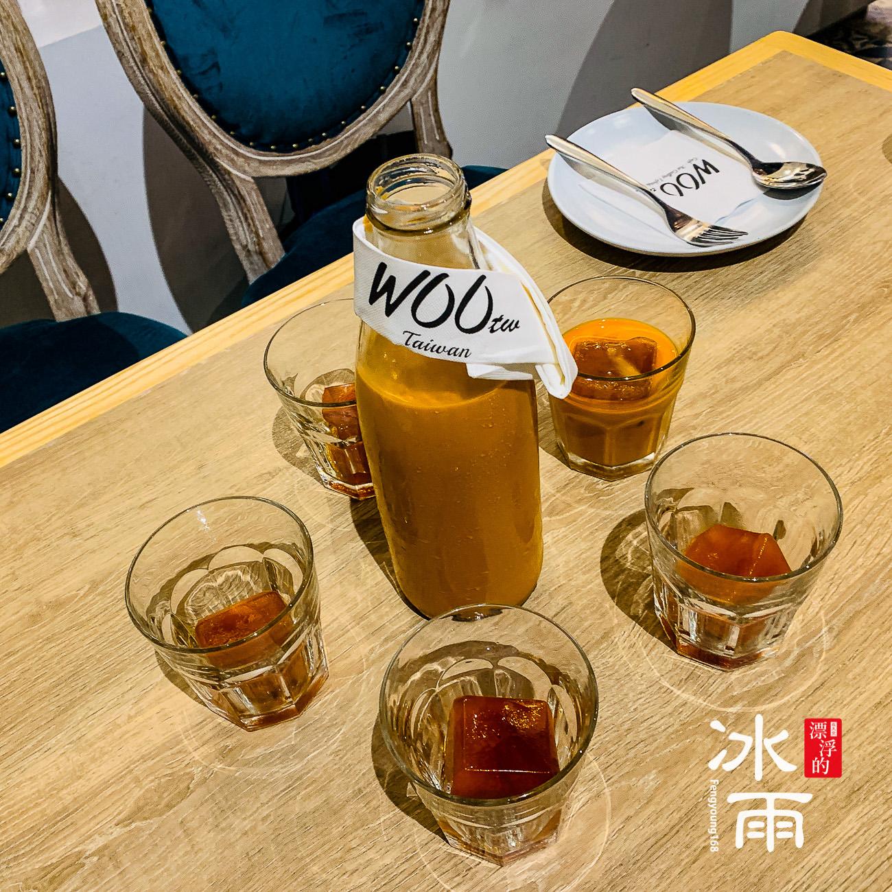 泰式拉茶是去清邁必吃的拉茶,獨特的風味是所有去泰國的人都會嚐一下的,可惜這道菜到了台灣真是讓人失望啊!