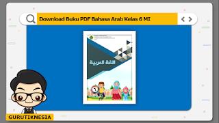 download ebook pdf  buku digital bahasa arab kelas 6 mi