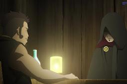 Anime Boruto Episode 192 Subtitle Indonesia Masa Lalu Kelam Kawaki Terungkap