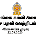 Ministry of Education - Vacancies