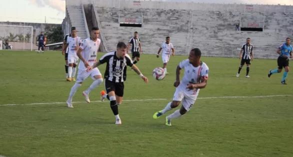 Treze e Sousa ficam no empate no Amigão, pela Série D