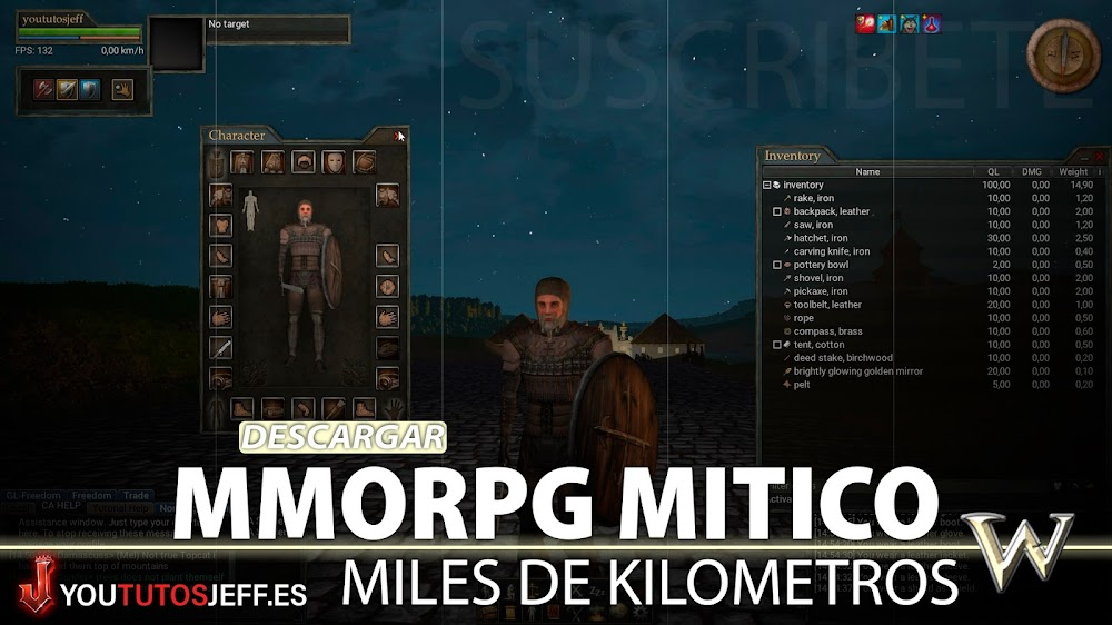 Descargar Wurm Online para PC, MMORPG Veterano