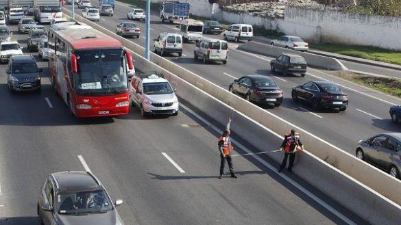 Le Maroc va mettre fin aux piétons sur les autoroutes.