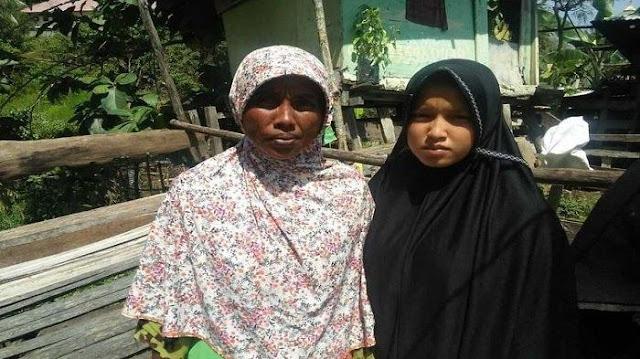Kisah Pilu Zahra, Siswi SMP di Aceh yang Rela Jadi Kuli Bangunan Demi Bantu Orangtua