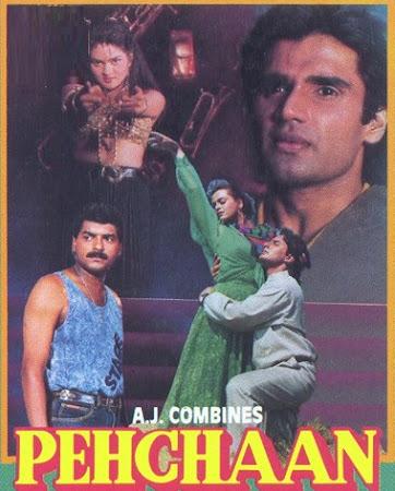 Poster Of Hindi Movie Pehchaan 1993 Full HD Movie Free Download 720P Watch Online