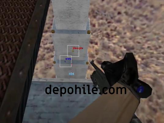 Counter Strike 1.6 Karon Z Wallhack Hile Oto Aktif Mart 2021