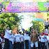 Ribuan Warga Kota Probolinggo Ikuti Colour Run #Tolak Kerusuhan
