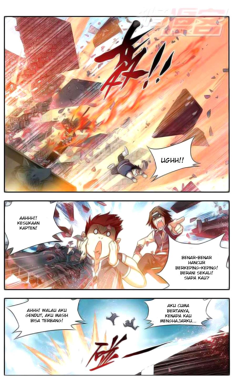 Battle Through the Heavens Chapter 31-41