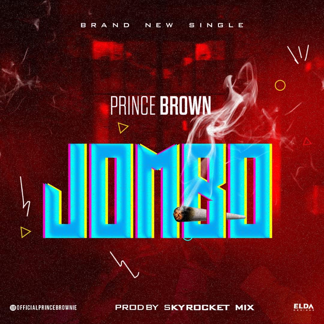 PRINCE BROWN - JOMBO