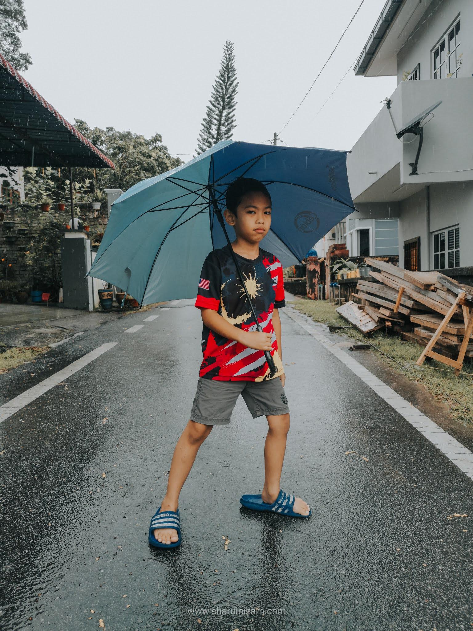 Musim Tengkujuh Untuk Rain Photography