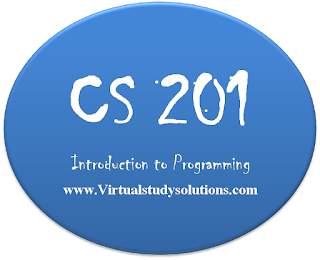 CS 201 Solved Midterm Past Papers