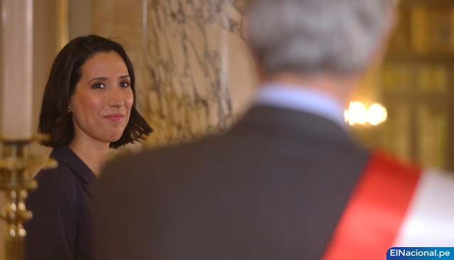 Ocho ministras conforman el nuevo Gabinete Bermúdez