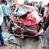 औरंगाबादमध्ये भीषण अपघातात चौघांचा मृत्यू