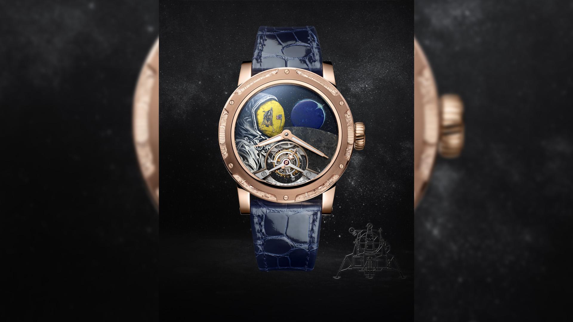 لويس موانيه ورحلة الفضاء المثيرة Moon Race وبانوراما سطح القمر