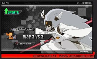 Download Naruto Senki Ultimate Shinobi War Apk Mod by KZ