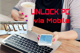 Iphone or android se Pc kaise unlock kare