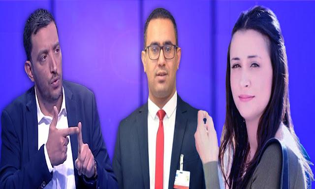 """هناء بوجبلي الشاكية في قضية فبركة فيديو إباحي مع ياسين العياري :"""" خسرت زوجي واخوتي لكن لست سعيدة بايقاف حسّان الفطحلّي"""" !"""