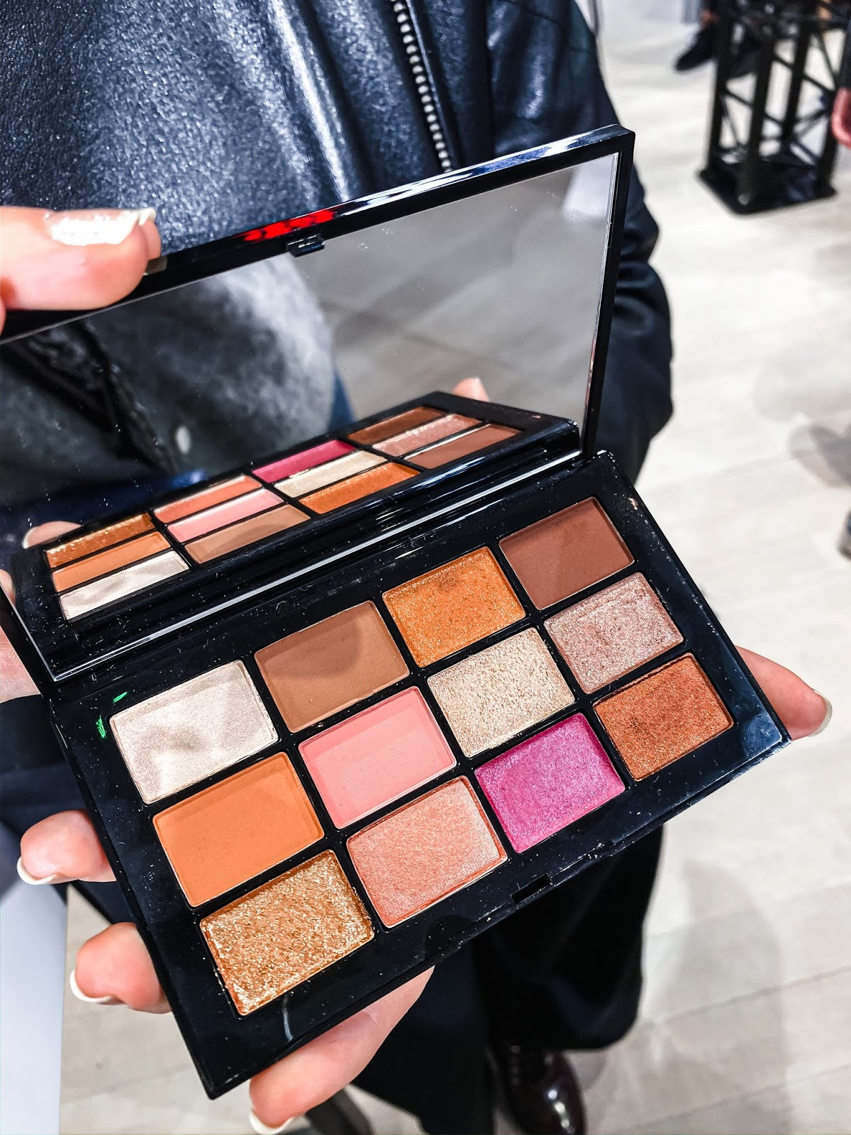 Nars Maquillage Printemps 2020 Swatch