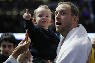 Jazz S Joe Ingles Says He D Walk Away From NBA To Protect His Son From COVID