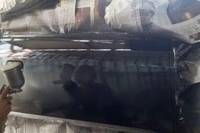 Awas Keliru.!!! Cara Yang Benar Menggunakan Spray gun Meiji F75
