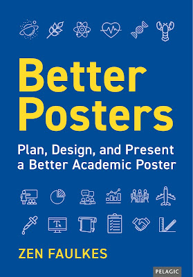 Unused Better Posters cover concept in blue