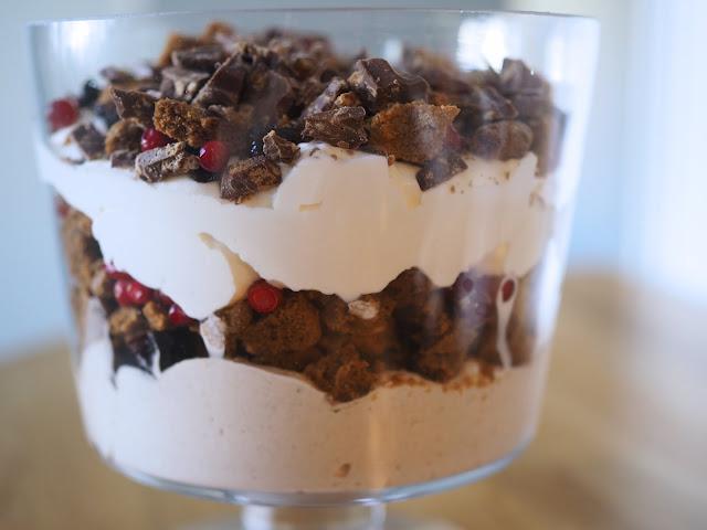 joulu trifle