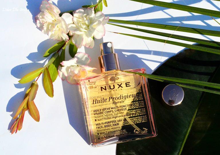 Huile Prodigieuse Florale nowy olejek Nuxe recenzja