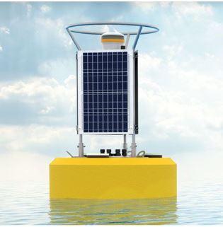 Pemantauan Rekam Data kualitas air buoy