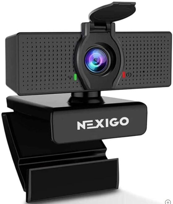 NexiGo N60 USB FHD Web Camera