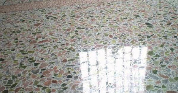 floors terrazzo