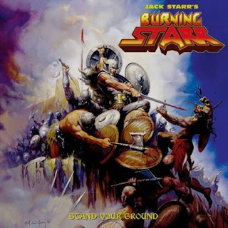 Jack Starr's Burning Starr - Hero (video)