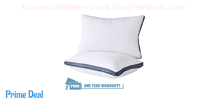 50% OFF Meoflaw Pillows for Sleeping