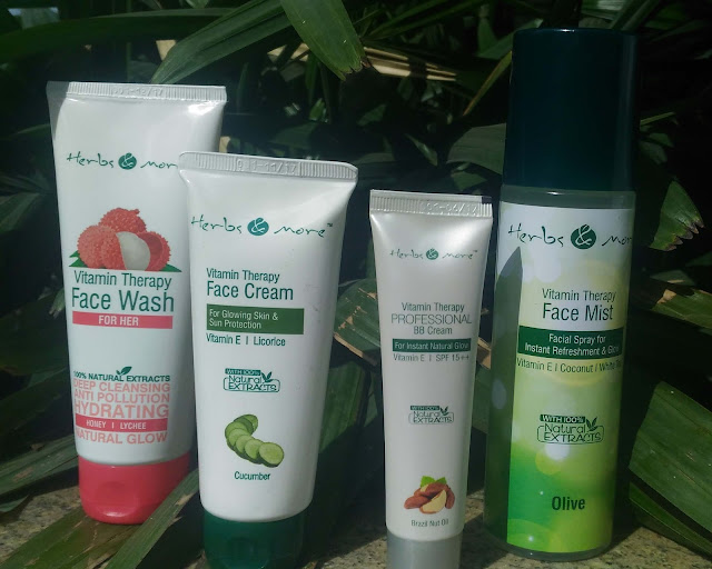 Herbs And More Skincare Products Review, Netsurf Products Review