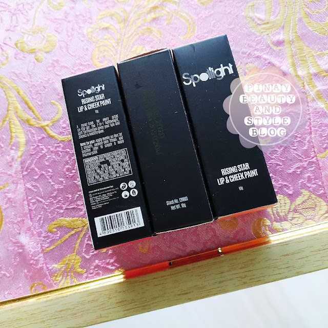 Ever Bilena Lip and Cheek paint EB Advance review swatches