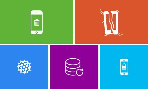 إصدار نسخة جديدة من برنامج إسترجاع الملفات  iMyFone D-Back iOS Data Recovery 6.0