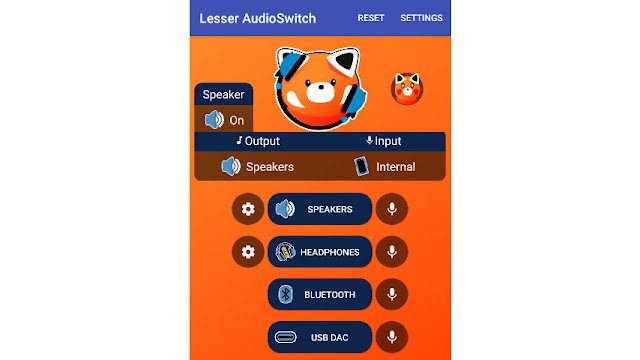 Menghilangkan Mode Headset Xiaomi Lesser AudioSwitch