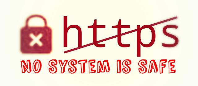 Tidak ada sistem aman no sytem is safe